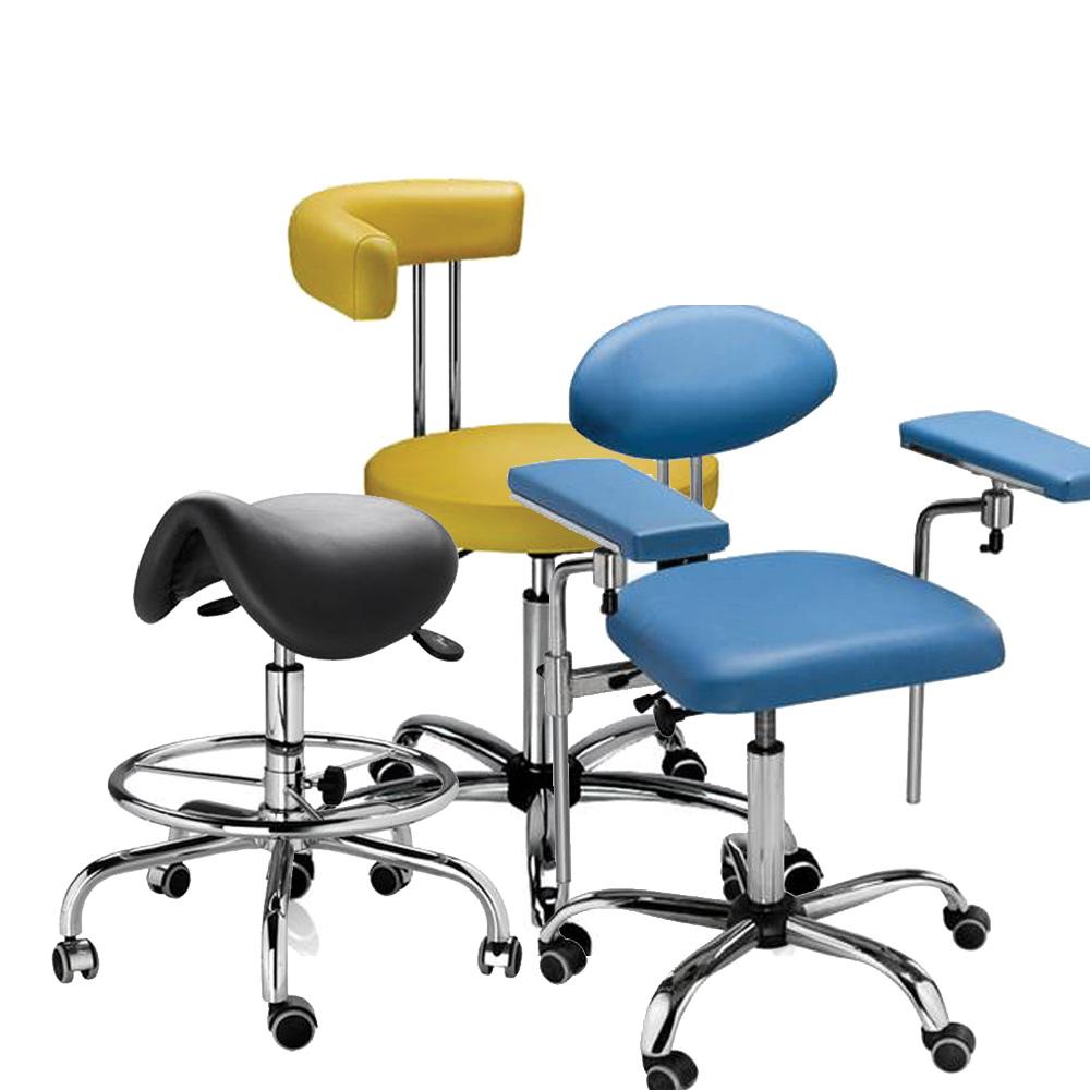 Židličky a sedla Diplomat
