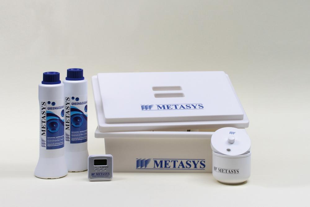 Metasys Dezinfekční vana a nádoba