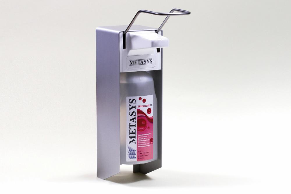 Nástěnný dávkovač dezinfekce Metasys