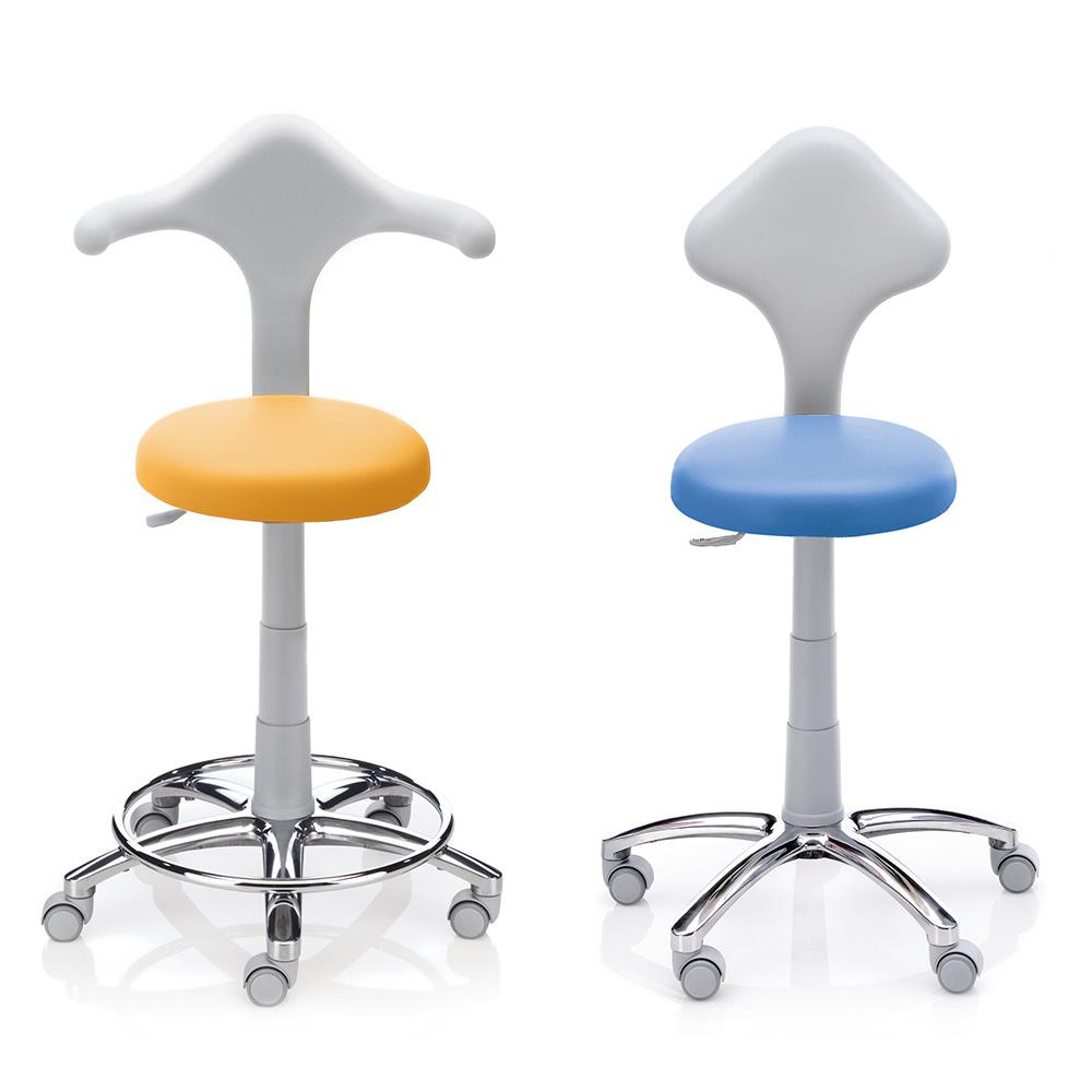 Židličky ke stomatologické soupravě Vitali Estro